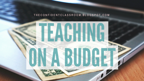 Teaching on a Budget